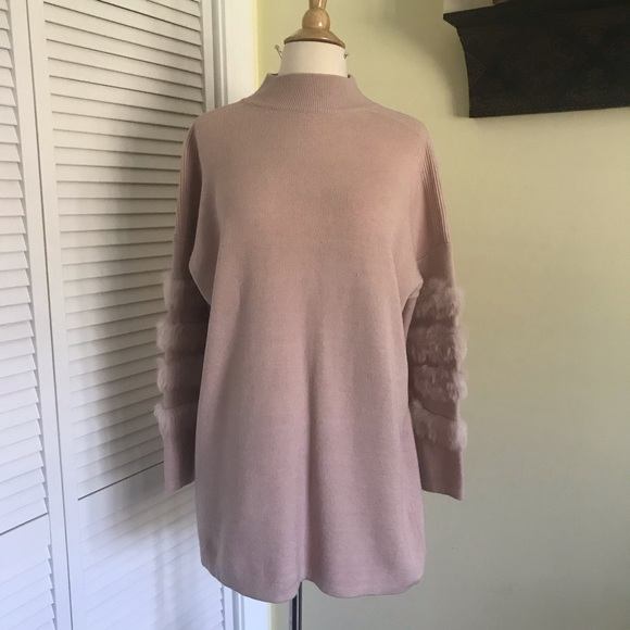 styled in london Dresses & Skirts - Pink Sweater Dress